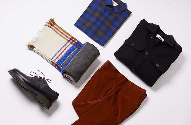 WARM WINTER STAPLES