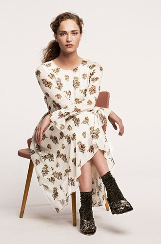 PRINTS <br>ON <br>DRESSES