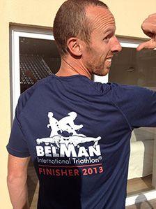 Belman International Triathlon x Essentiel!
