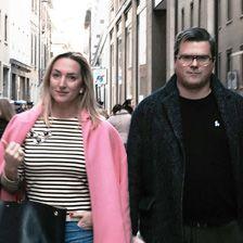 Inge's looks: Milan Fashion Week