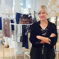 What Essentiel Wears - Sophie Jansen