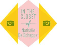 In the closet of Nathalie De Schepper