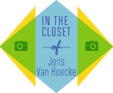 In the closet of Joris Van Hoecke