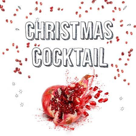 Inge's perfect X-mas dinner: the Cocktail