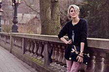 Sofie Valkiers for Essentiel Antwerp!