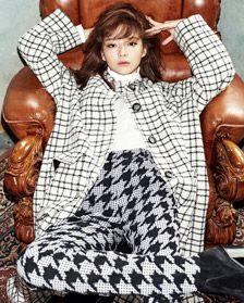 Vogue Korea with ESOM