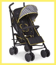 Essentiel on wheels – for parents on the go