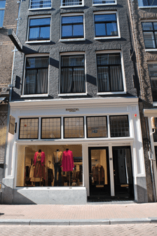 Our new store in Amsterdam - 9 straatjes