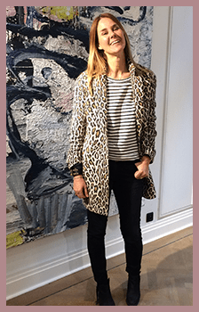 What Essentiel Wears - Caroline Van Tongel