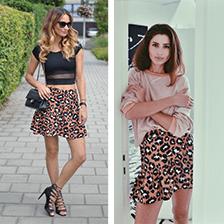 The HanvinPrint skirt edition
