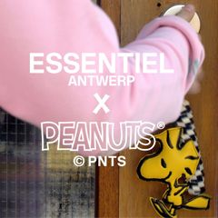 Essentiel Antwerp x Peanuts: The movie Part I