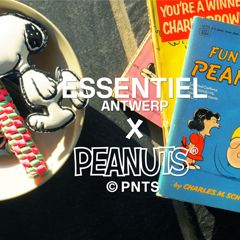 Essentiel Antwerp x Peanuts: The Movie Part II