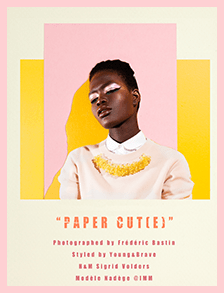Shoot Special: Papercut(e) by Young & Brave