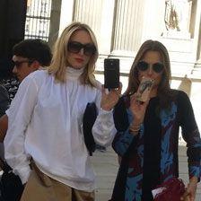 Inge's looks: Paris Fashion Week