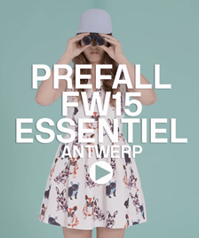 PRE-FALL '15 IS HERE!