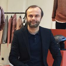 What Essentiel Wears - Laurent Marinus