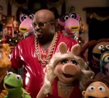 The Muppets - Cee Lo ft. The Muppets