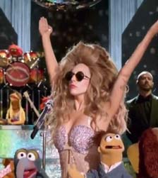 The Muppets & Lady Gaga