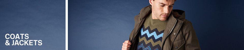 Winter 2017 Coats & Jackets Men - Essentiel Antwerp