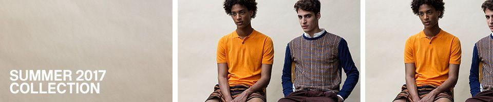 Summer 2017 Menswear Collection by Essentiel Antwerp