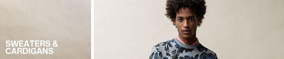 Sweaters & Cardigans Summer 2017 - Menswear Essentiel Antwerp
