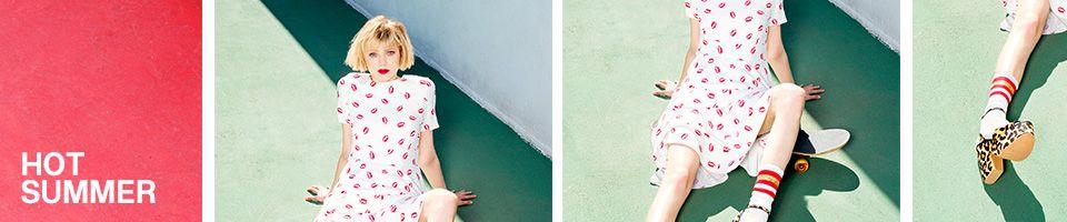 Hot Summer Pieces by Essentiel Antwerp