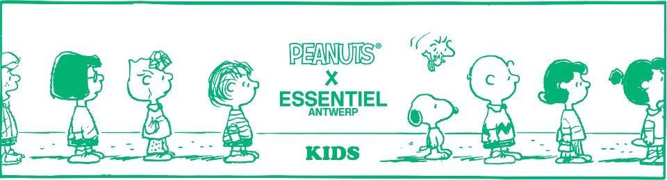 Peanuts KIDS collection - Essentiel Antwerp