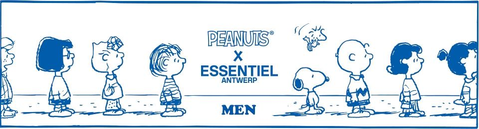 Peanuts x Essentiel 2018 collection - Essentiel Antwerp