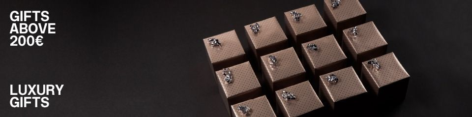 Gifts guide for luxury gifting - above 200 Euro