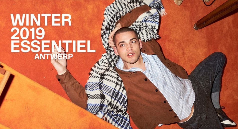 Fall Winter Men 2019 collection - Essentiel Antwerp