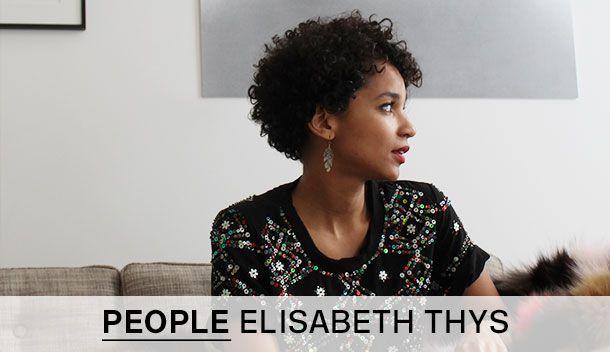 What Essentiel wears - Elisabeth Thys - Essentiel Antwerp