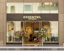 Essentiel Antwerp store in Dubai