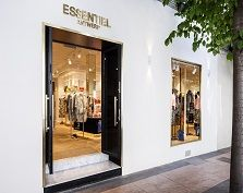 Essentiel Antwerp store in Madrid