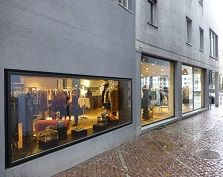 Essentiel Antwerp store in Zurich