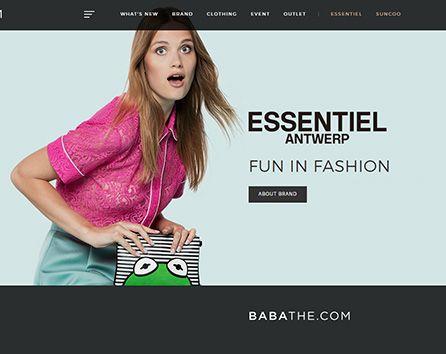 WWW.BABATHE.COM - Essentiel Antwerp KOREA
