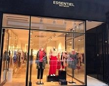 Essentiel Antwerp store in Köln