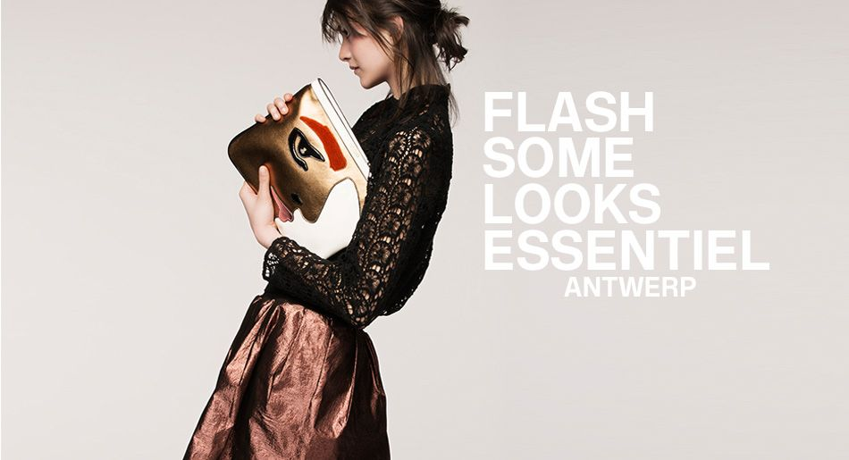 Fall Winter Flash 2016 collection - Essentiel Antwerp