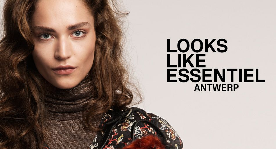 Fall Winter 2016 collection - Essentiel Antwerp