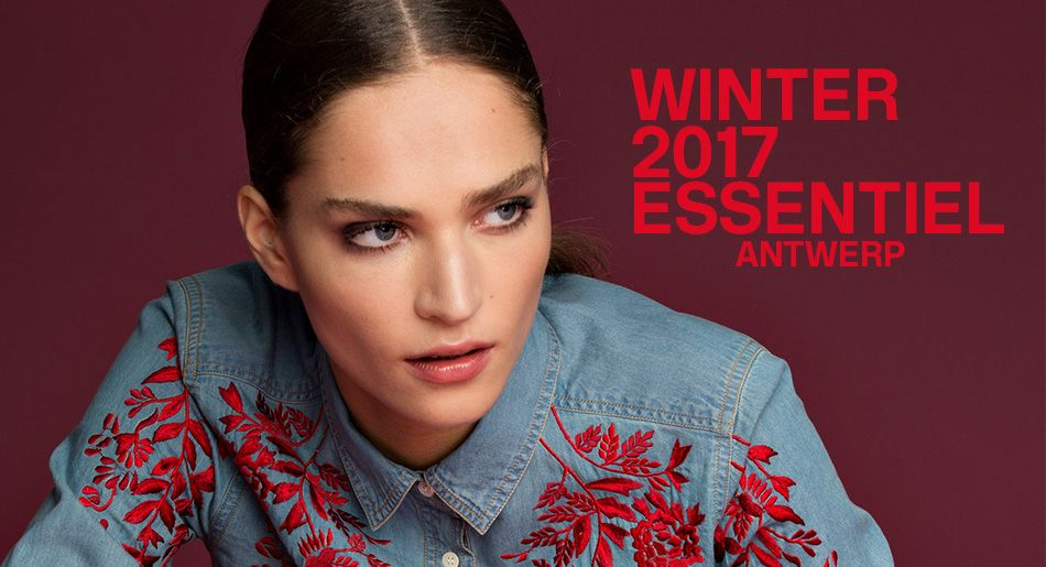 2017 Winter collection - Essentiel Antwerp