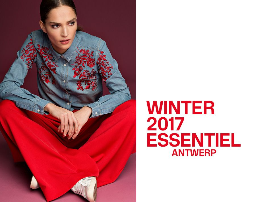 Winter 2017 Women's Collection - cover | Essentiel Antwerp