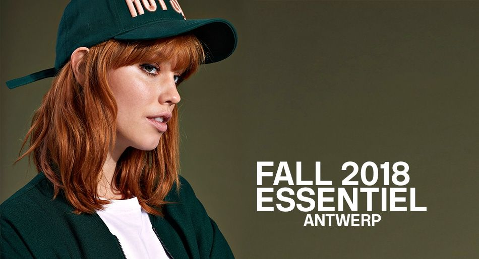 Fall 2018 collection - Essentiel Antwerp