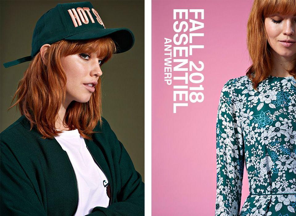 Fall 2018 Women's Collection - Look1 | Essentiel Antwerp