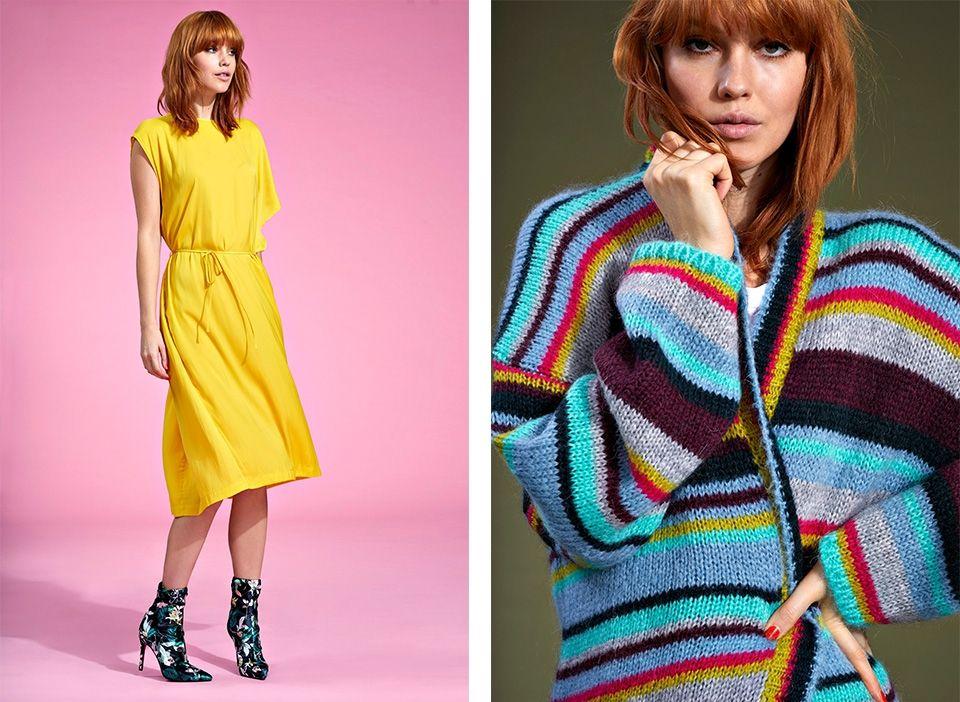 Fall 2018 Women's Collection - look15 | Essentiel Antwerp