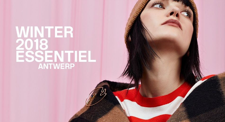Winter 2018 collection - Essentiel Antwerp