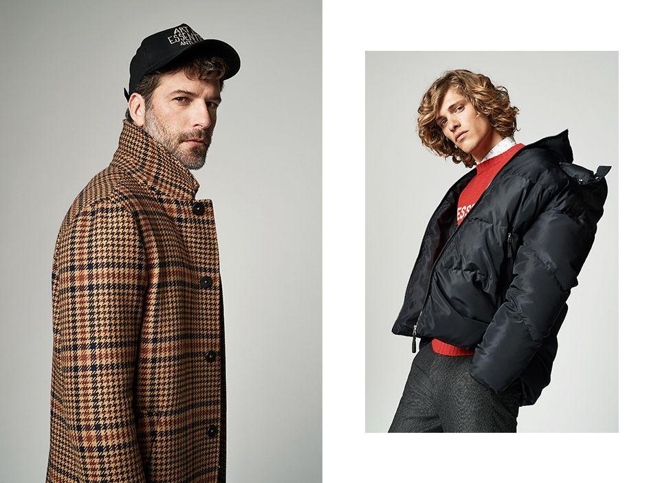 Winter 2018 men's Collection - look3 | Essentiel Antwerp