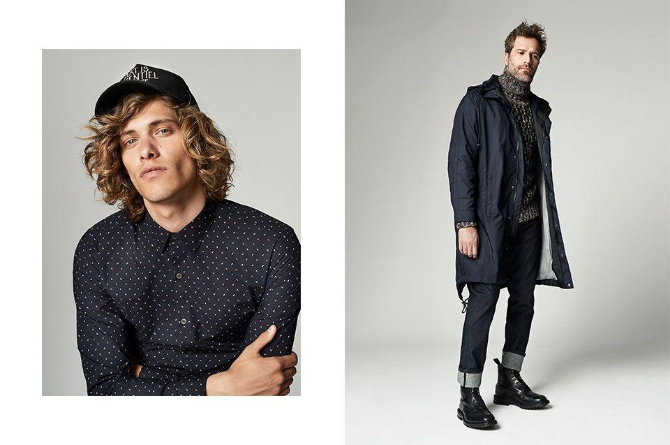 Winter 2018 men's Collection - look7 | Essentiel Antwerp