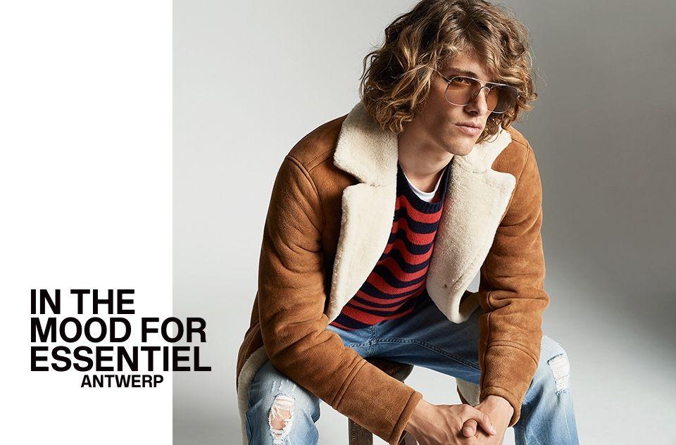 Winter 2018 men's Collection - look8 | Essentiel Antwerp