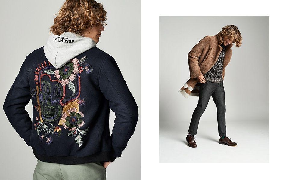 Winter 2018 men's Collection - look11 | Essentiel Antwerp