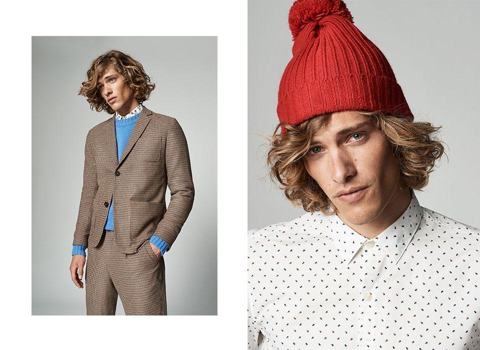 Winter 2018 men's Collection - look13 | Essentiel Antwerp