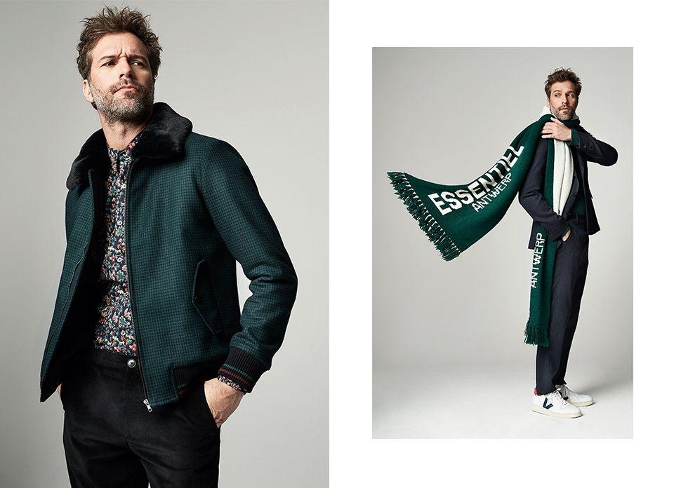 Winter 2018 men's Collection - look14 | Essentiel Antwerp